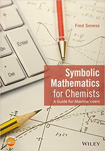 Symbolic Mathematics for Chemists
